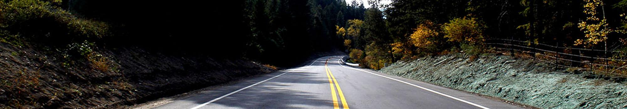 Stevens County highway project
